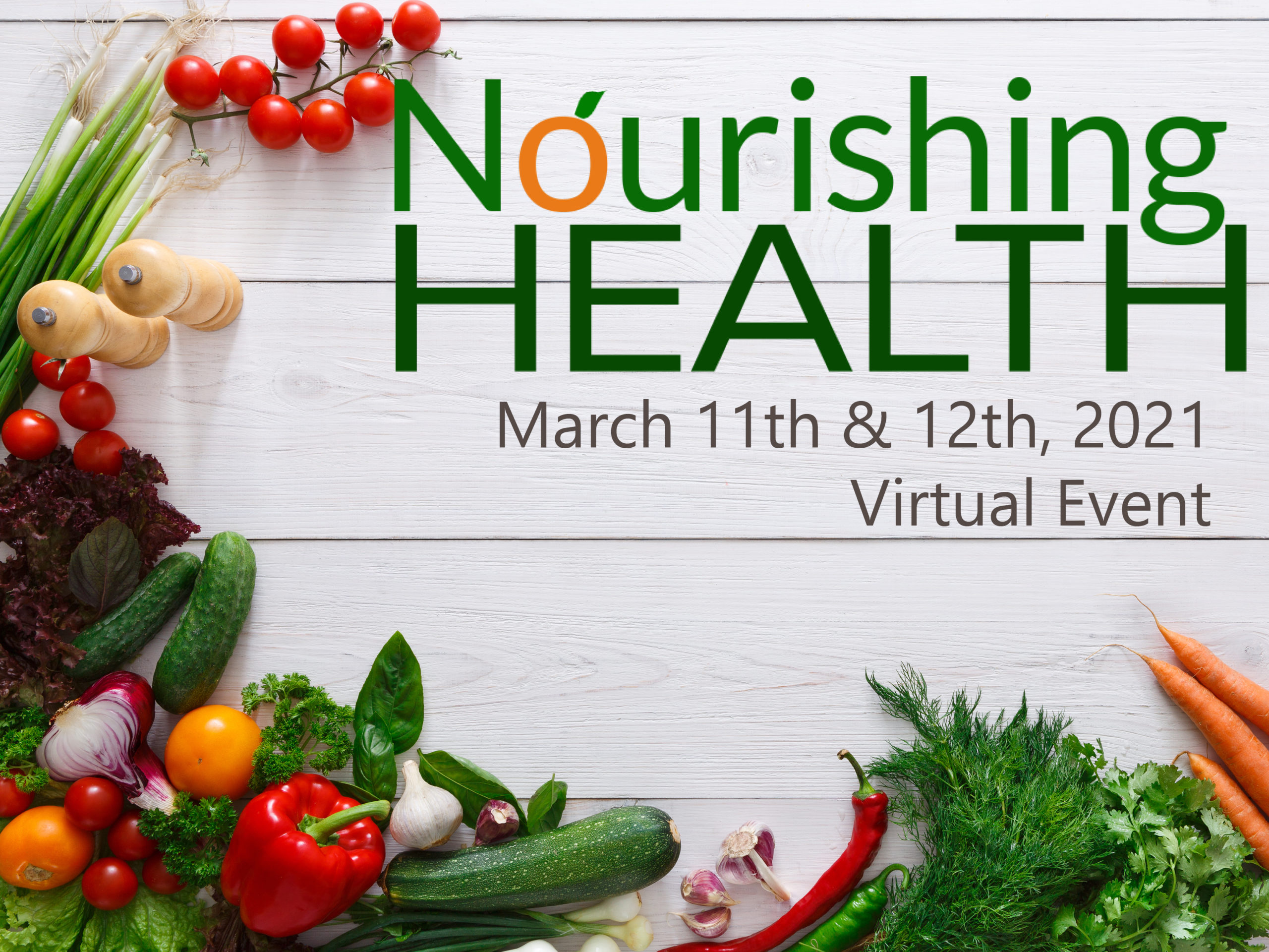 2021 'Nourishing Health' Symposium & Expo