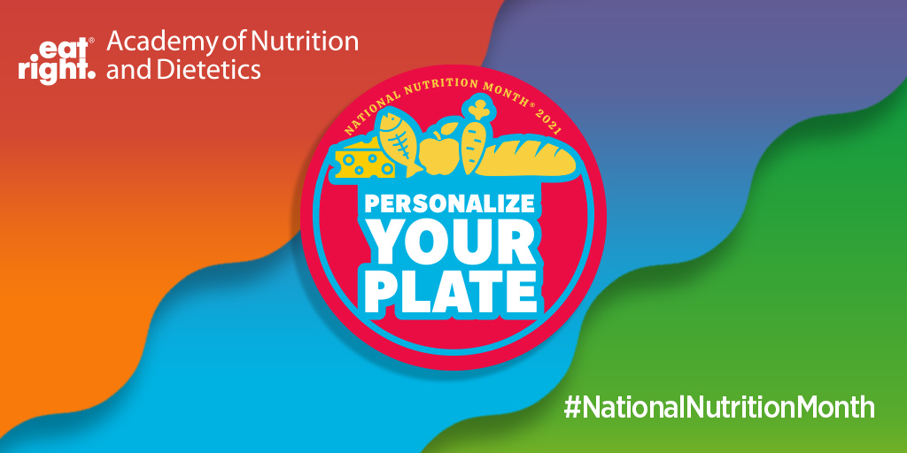 National Nutrition Month